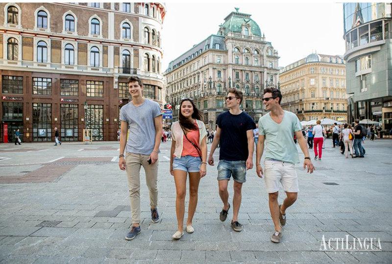 ActiLingua Academy, Вена
