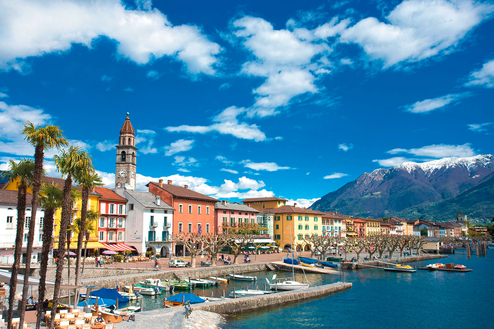 ALPADIA, Ascona