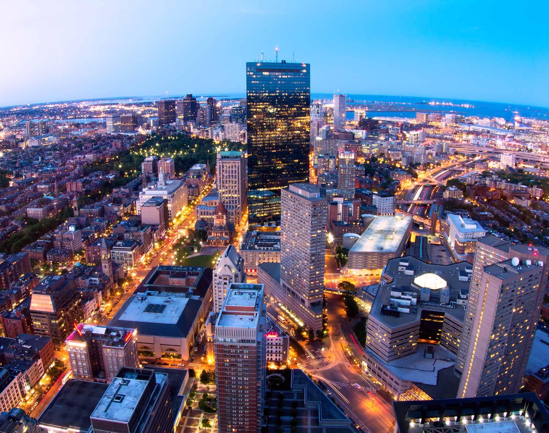 Английская летняя программа, Бостон