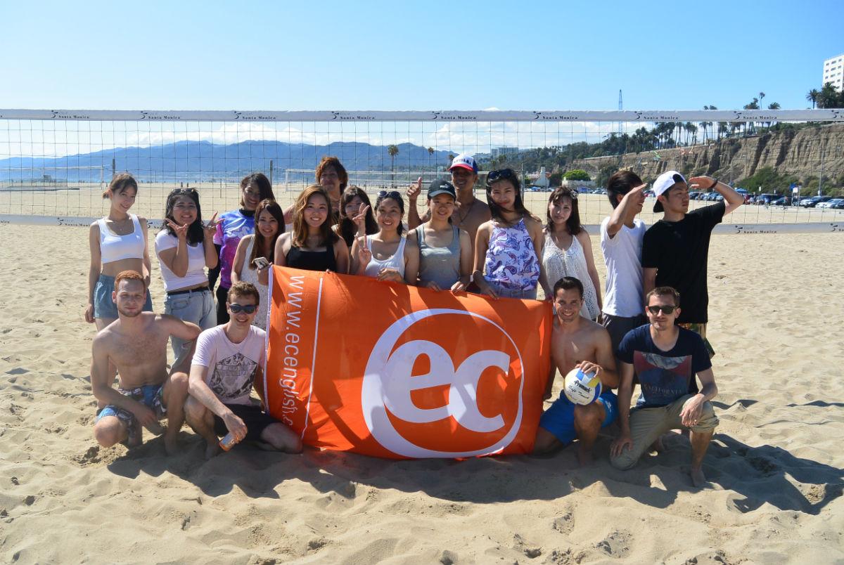 EC летний лагерь, Лос-Анджелес