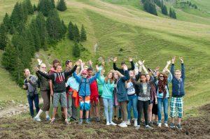 Лагерь в Schwarzsee, Frilingue