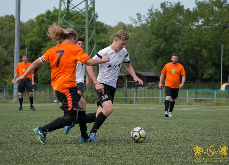 MSM Летний футбольный лагерь, Прага