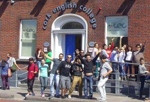 CEC, курс для детей, Ирландия