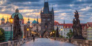 MSM программа для детей, Прага