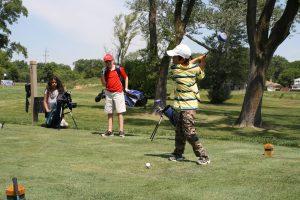 Летний лагерь Nike, гольф + английский