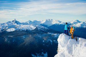 Tamwood Whistler, English + Ski/Snowboard