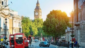 WSE, Лондон