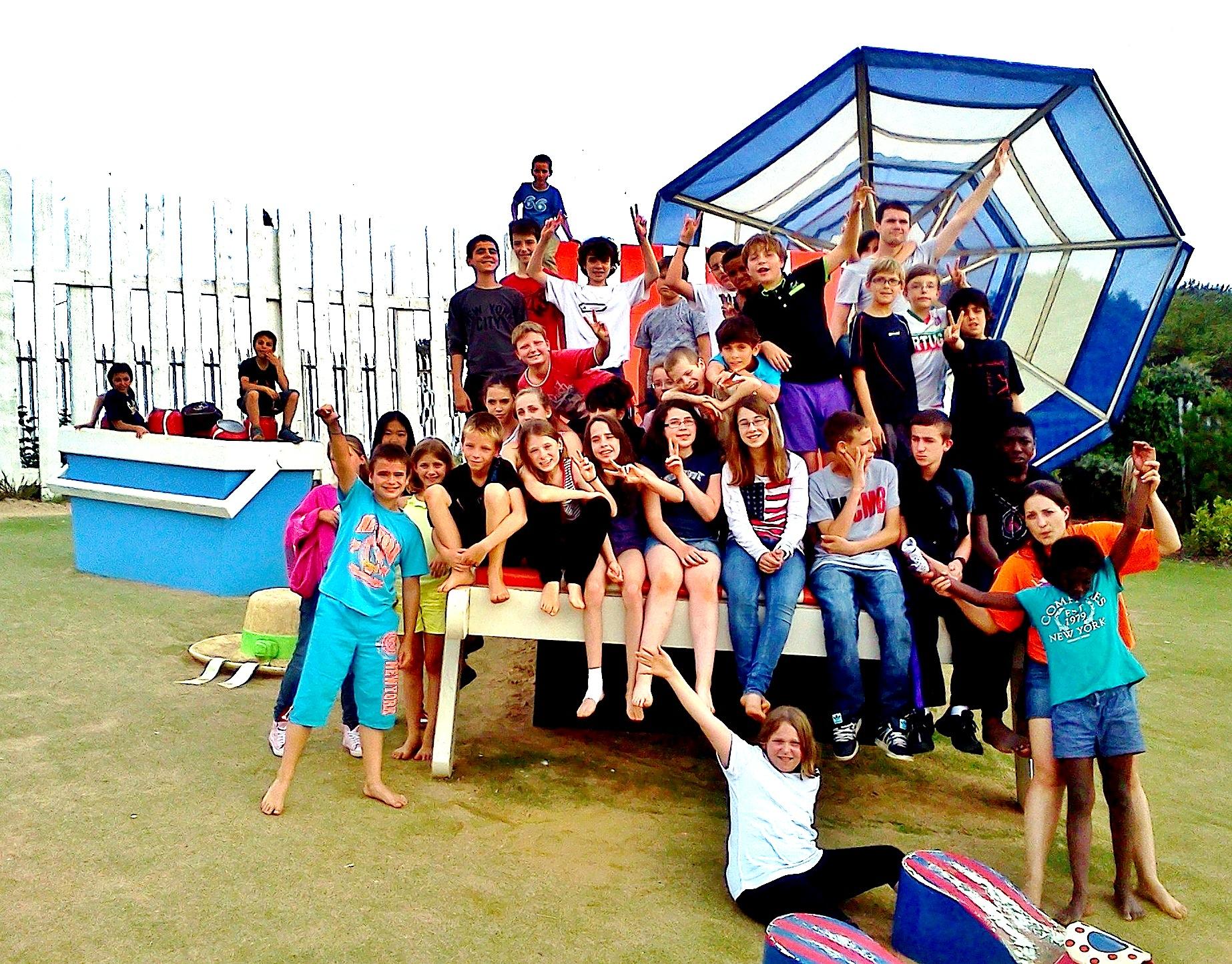 EFL Summer Camp, UK