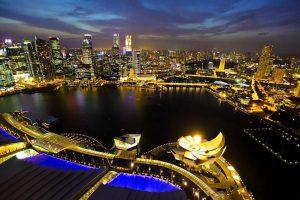 Школа английского LSBF, Сингапур