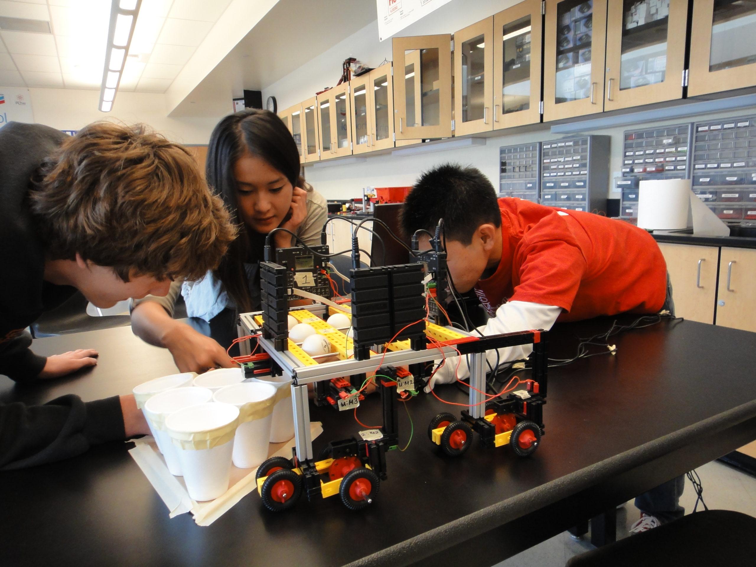 LEGO Robotics Summer LAB