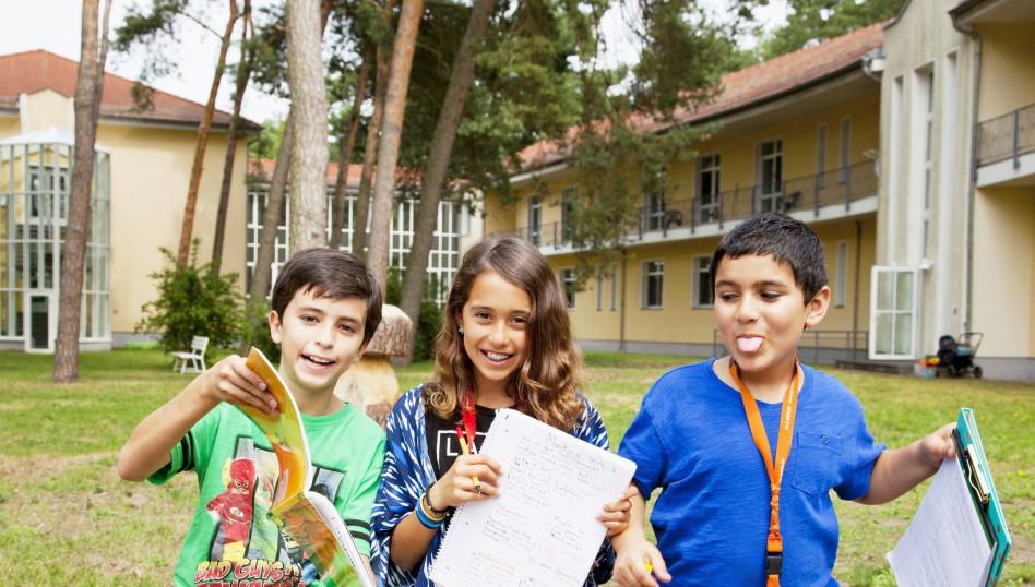 GLS Berlin, Summer Camp