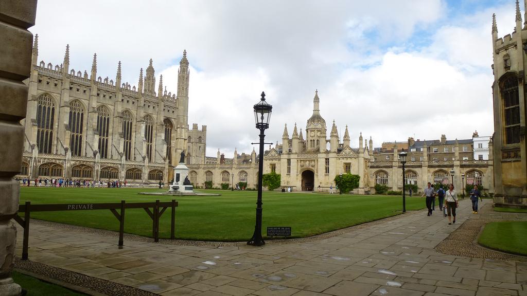 St Giles Cambridge