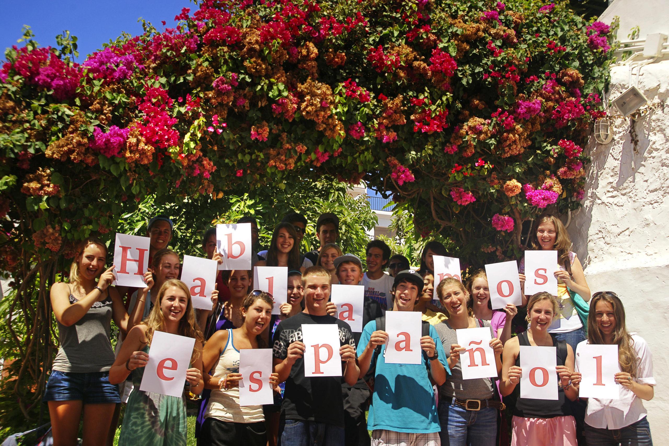 Escuela de Idiomas Nerja, Spain