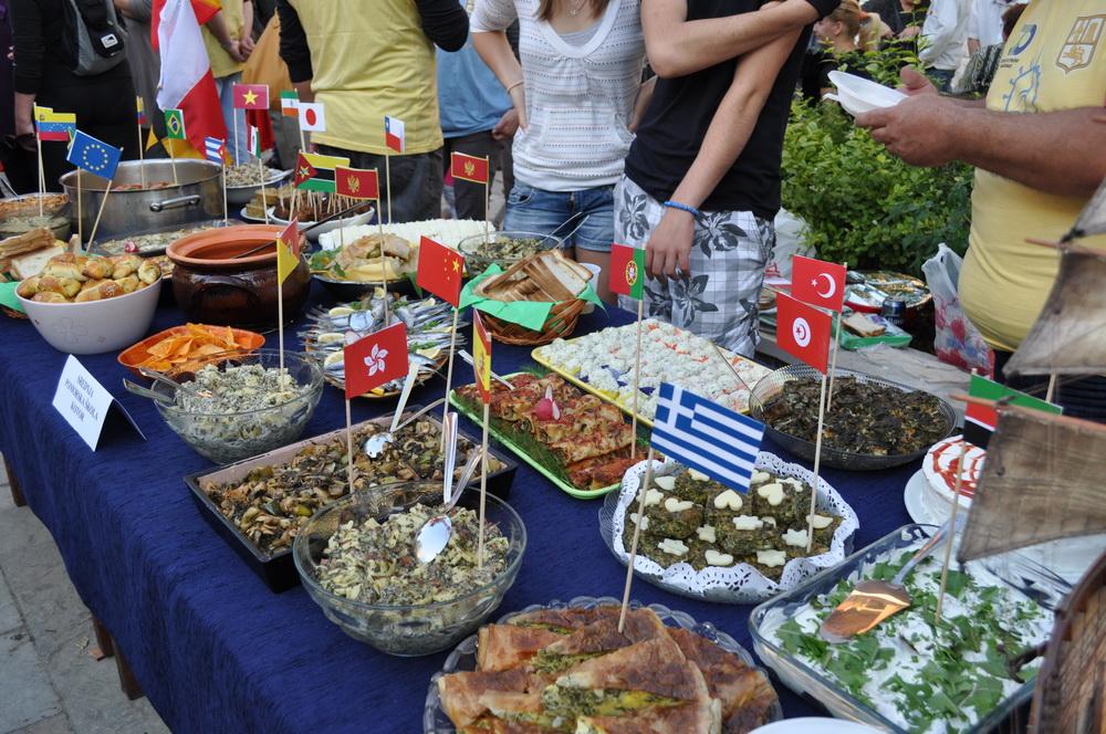 Знаете ли вы кухни народов мира?