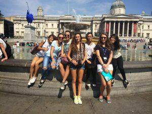 Select English, осенняя программа для подростков, Кембридж