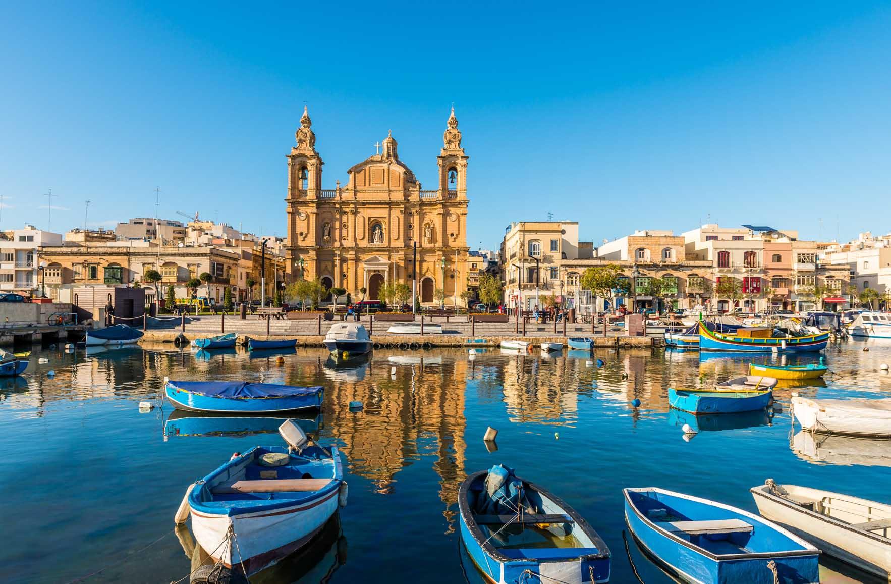 Бюджетное проживание на Мальте