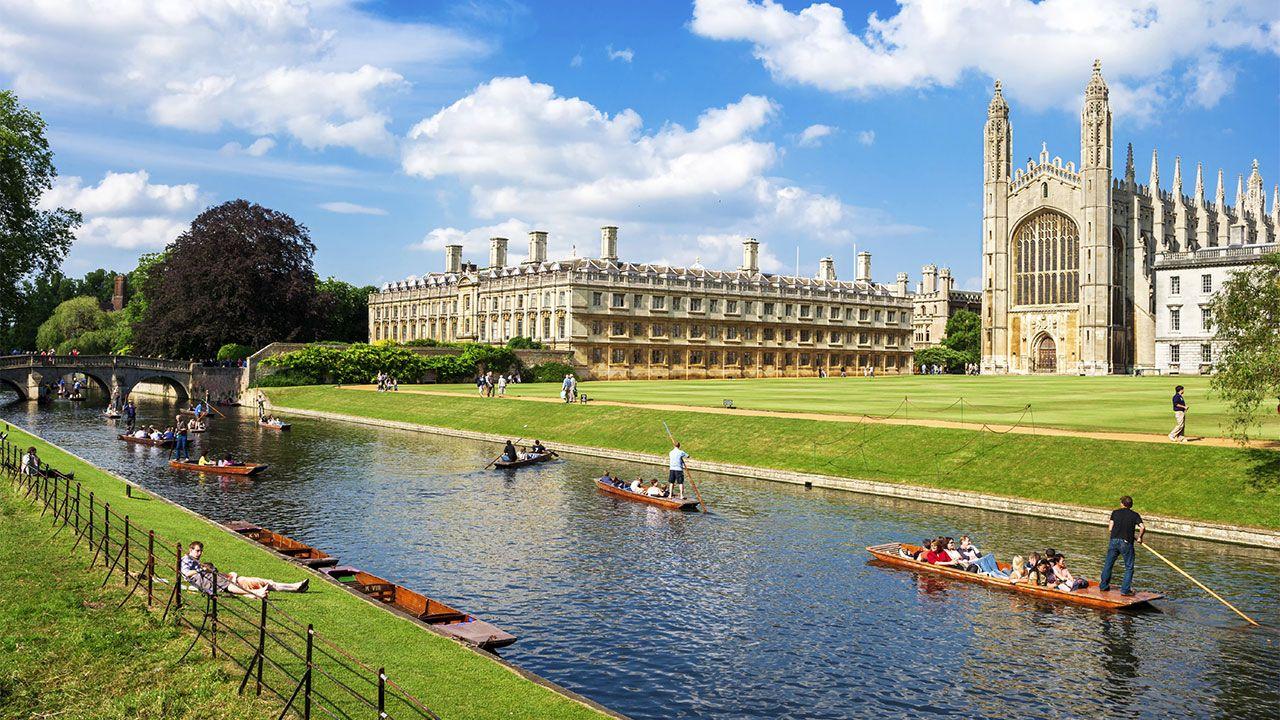 Многогранный Кембридж: куда сходить и что посмотреть