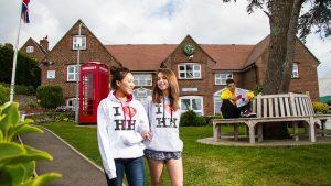 Harrow House программа для подростков, Суонедж