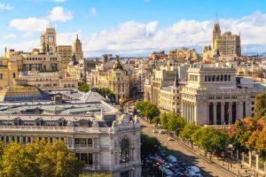 Школа Sprachcaffe, Мадрид