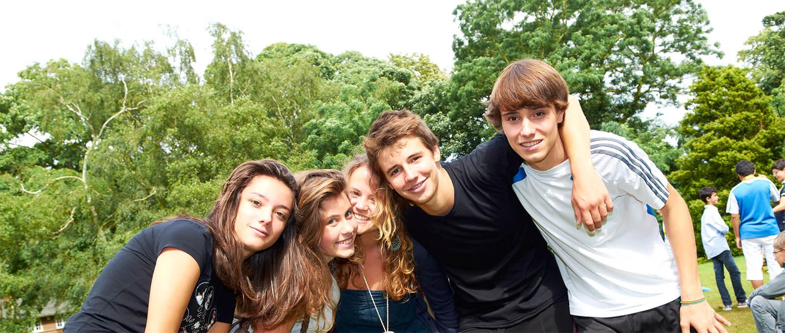 Oxford School of English Junior Summer School