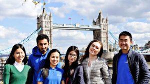 INTO Лондон