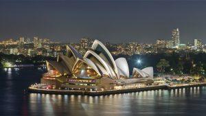 Lexis English, Сидней