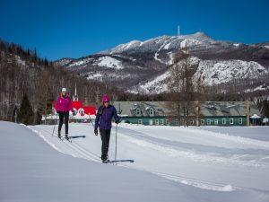 fRilingue, детский лагерь с катанием на лыжах, Сен-Бернар