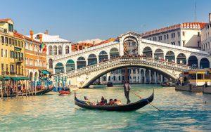 MB Scambi Culturali, летняя программа для детей, Венеция