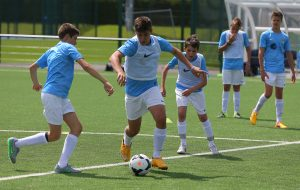 Английский + футбол для детей, Манчестер