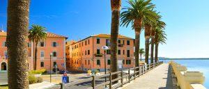 Итальянская школа Orbit Lingua, Орбетелло