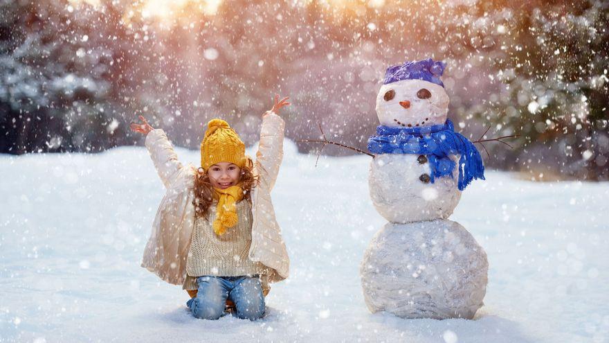 Поговорим о зиме на английском?