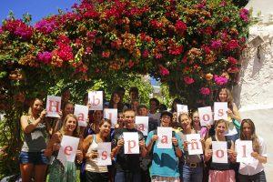 Летняя школа для подростков Escuela de Idiomas Nerja, Испания