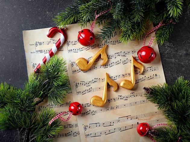 Знаете ли вы  рождественские песни?