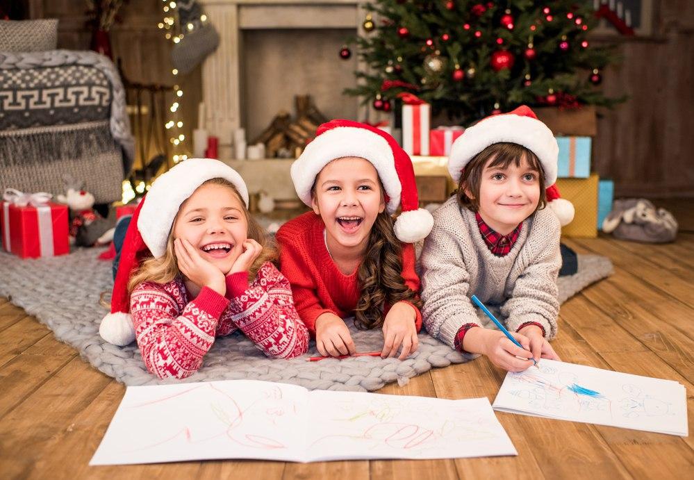 Лучший подарок своему ребенку на Новый Год — это обучение в языковой школе за рубежом!