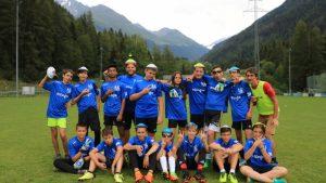 friLingue, футбольный лагерь для подростков