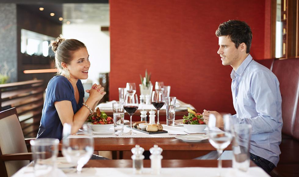 Let's eat out! Лексика английского языка на ресторанную тематику