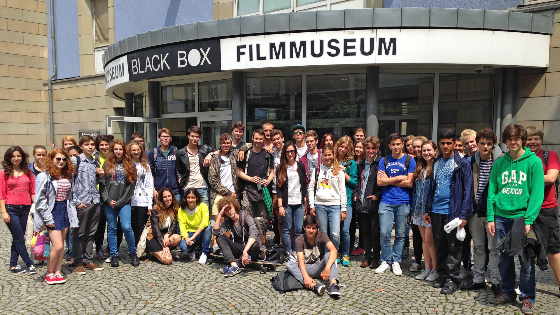 Humboldt, летняя школа для подростков, Кельн