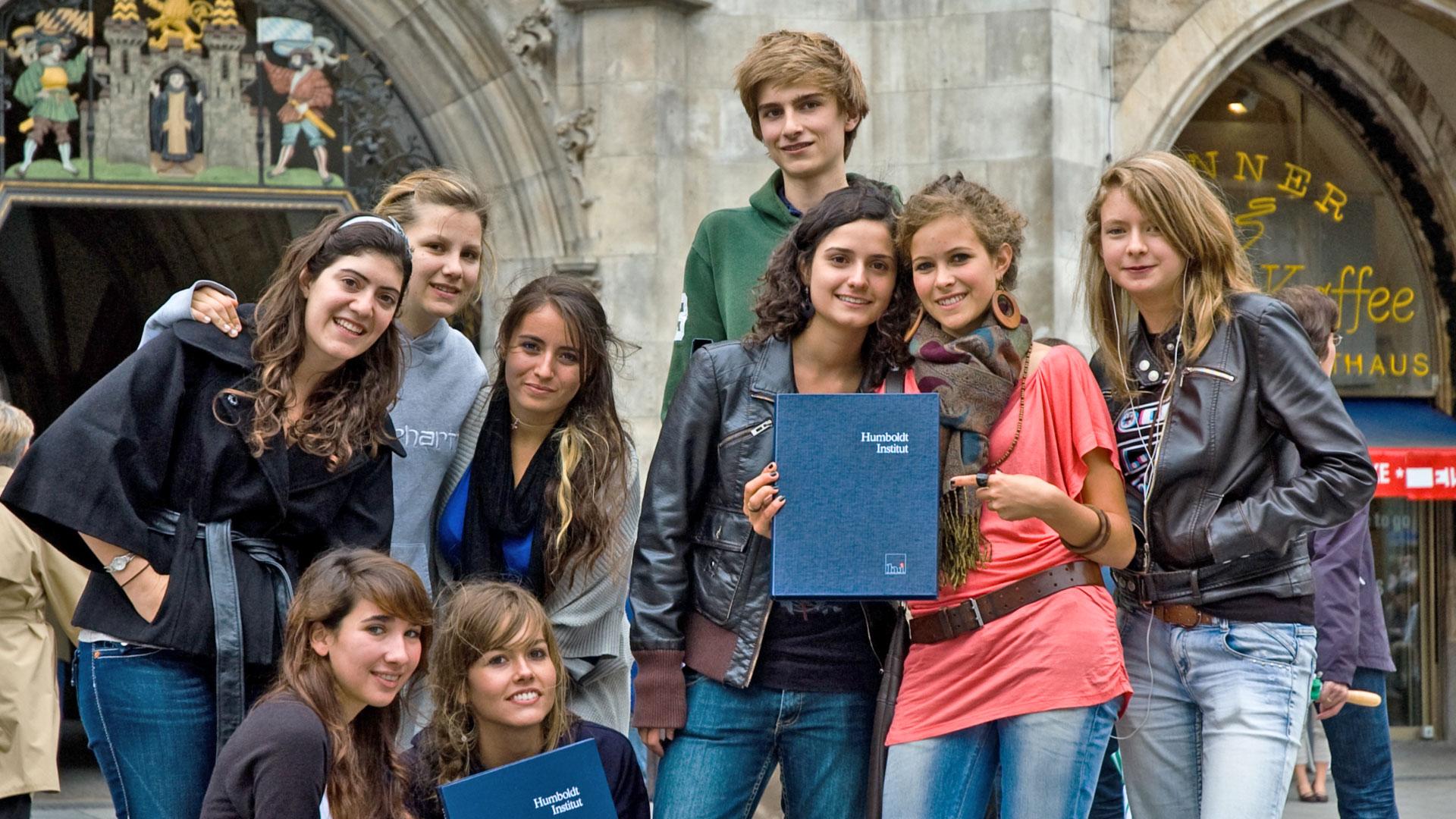 Humboldt, летняя школа для подростков, Мюнхен