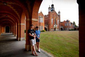 Групповая поездка для детей в Англию