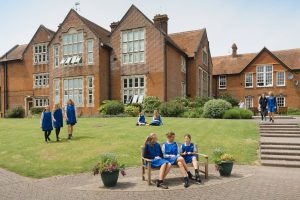 Young Learners centre, The Godolphin School In Salisbury, UK
