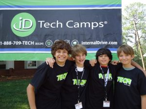 iD Tech Camp, Bentley University, Waltham