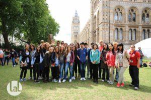 Групповая поездка в летние школы 1+1, LAL Berkhamsred + LAL St Marys