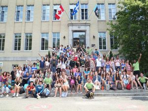 Edu-inter, Summer French Camp for Teens, Quebec