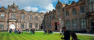Oxford Royale Academy, Business and Enterprise Programme, St Andrews