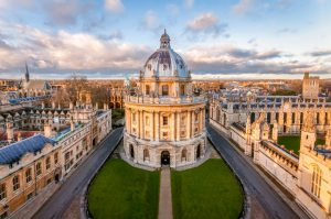 Oxford Royale Academy, летняя школа в Оксфорде