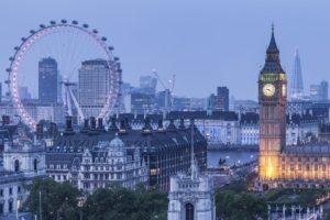 IH Лондон, программа для взрослых