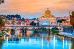 Scuola Leonardo da Vinci, Рим
