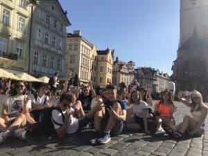 Accociation, Prague, летний языковой лагерь, Чехия