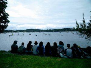 Atlantic S.E.A.L, весенний языковой лагерь, Скалл, Ирландия