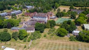 Bedales School, летний лагерь, Питерсфилд, Великобритания